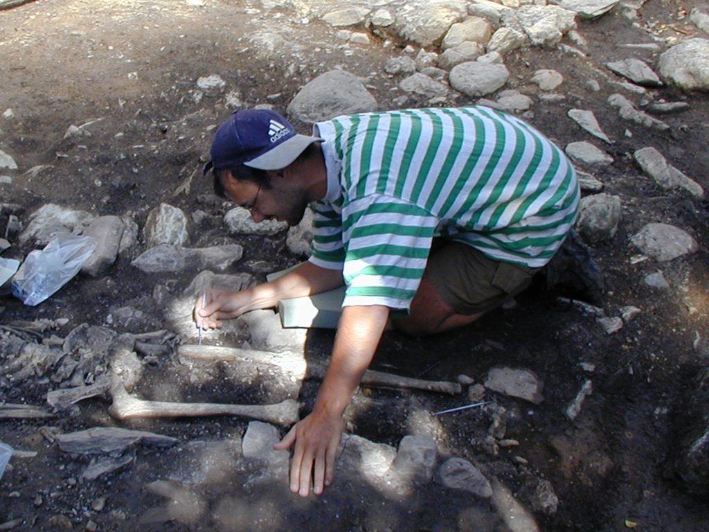 Scavo archeologico di San Martino di Ovaro (2003)