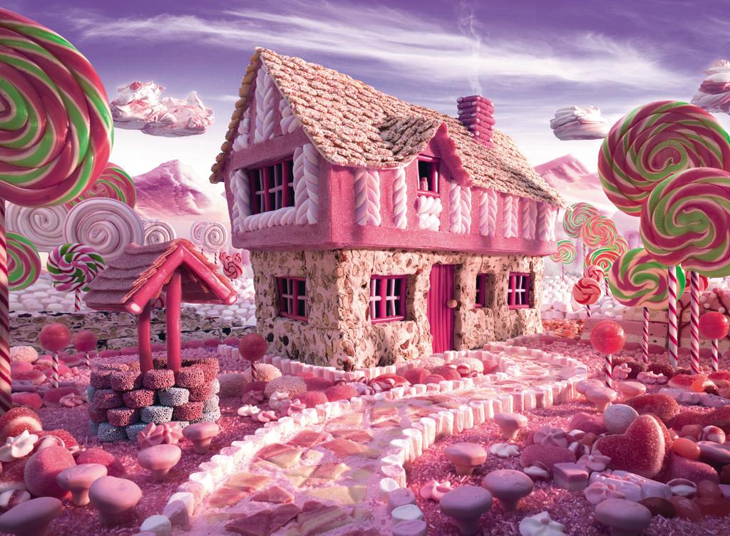 Casa di caramelle